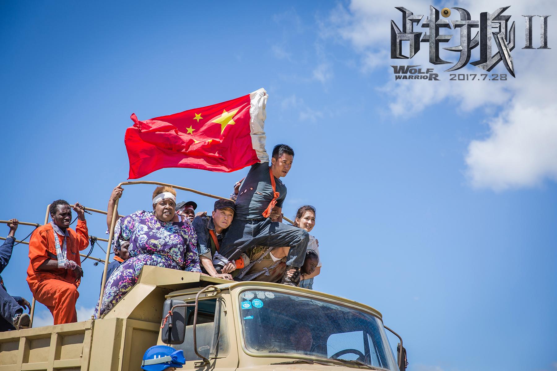 被外媒争议的《战狼2》代表中国角逐奥斯卡,谁的政治正确能获胜?