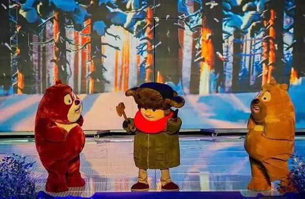 """将《熊出没》搬上舞台的小橙堡估值已达2.2亿,剑指""""儿童剧蓝海"""""""