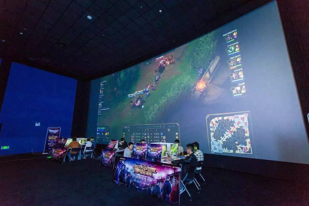 在影院打怪兽、看球赛,互联网+院线给普通观众带来什么体验?