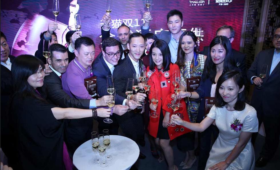 赵薇、姚明和黄晓明都来捧场,明星做红酒真的是门好生意吗