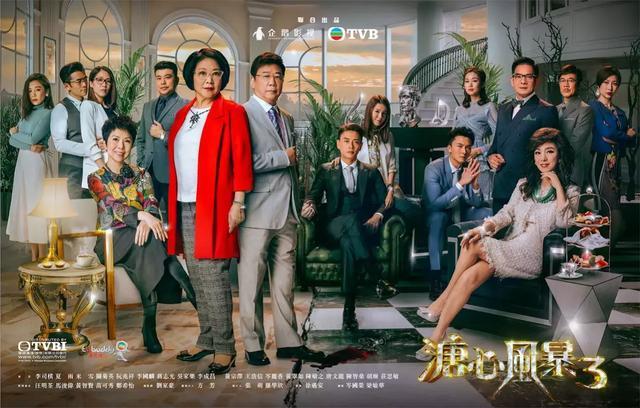 《溏心风暴3》经典再映,企鹅影视×TVB的新港剧产业链怎么玩?