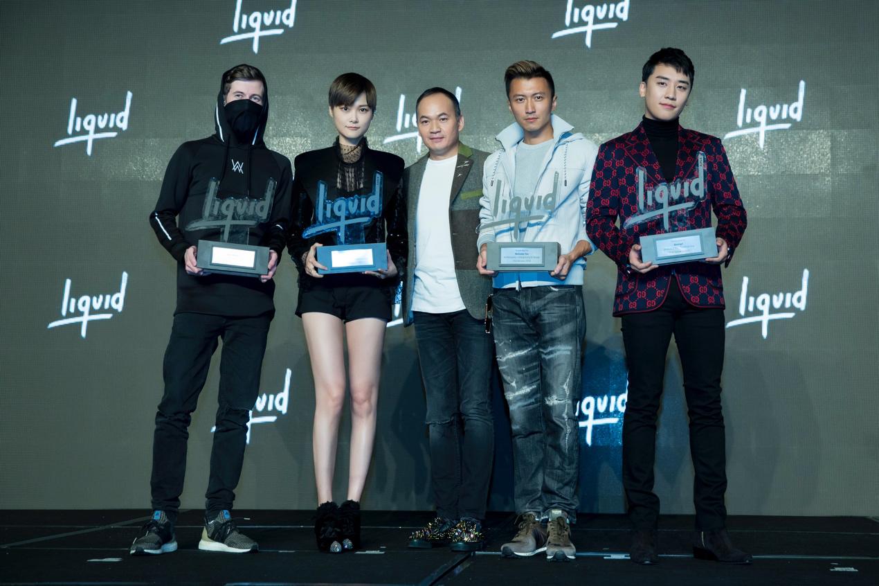 """索尼腾讯宣布成立Liquid 联手打造""""亚洲第一电音厂牌""""!"""