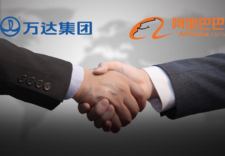 78亿投资背后,马云和王健林,谁站在了谁的肩膀上?