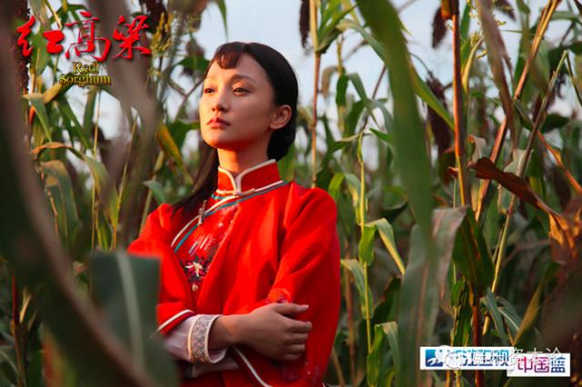 """《红高粱》首播周迅显巩俐""""厚重"""" 为提前浙卫舍千万广告"""