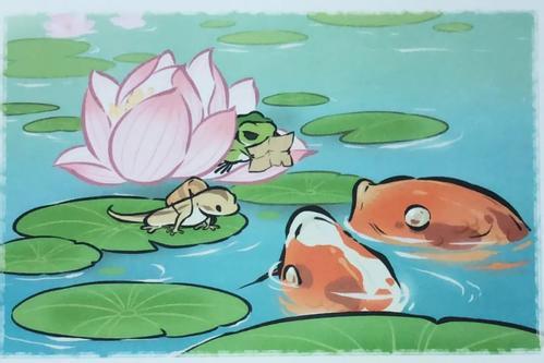 旅行青蛙中国版今日淘宝内测!为了养活它你需要清空购物车?!