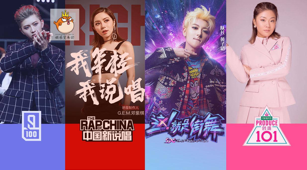 综艺造星2.0时代:从黄子韬、蔡徐坤到王菊,如何选到对的人?