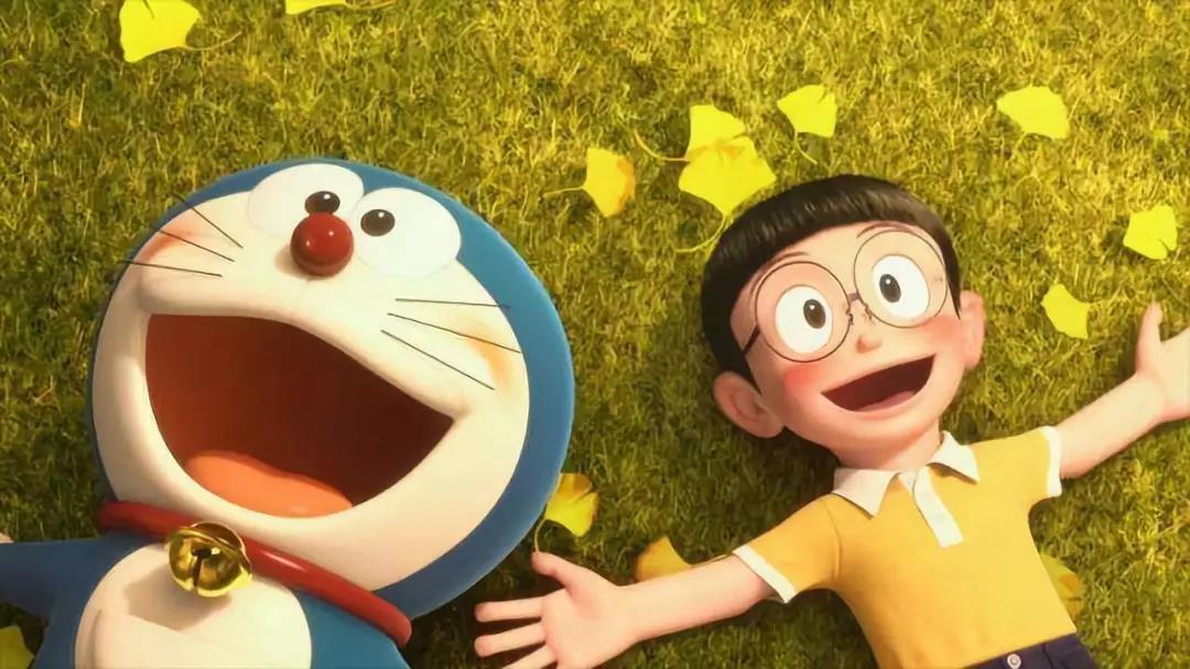 """""""年近半百""""的哆啦A梦,如何每年赚250亿日元?"""