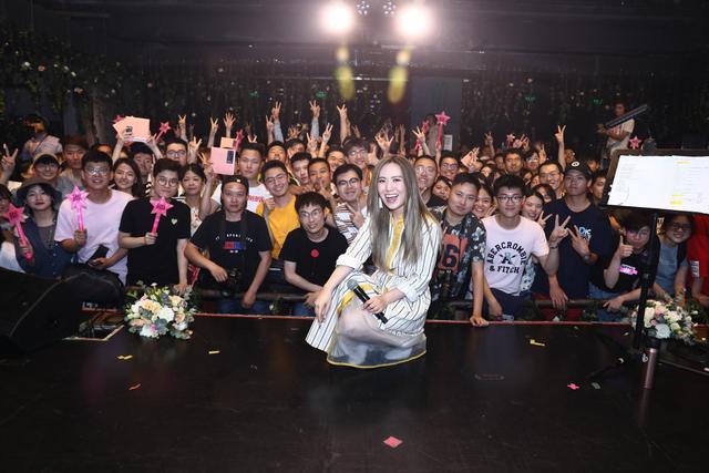"""孙盛希""""希游记""""巡回音乐会北京场完美落幕,更多精彩演出敬请期待!"""