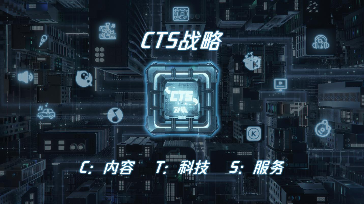 腾讯音乐发布全新CTS 战略,致力推动产业生态升级