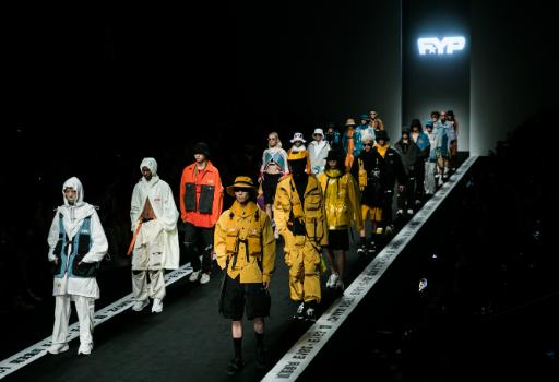 国潮崛起,YOHO!再次携国潮品牌登陆SS2020上海国际时装周