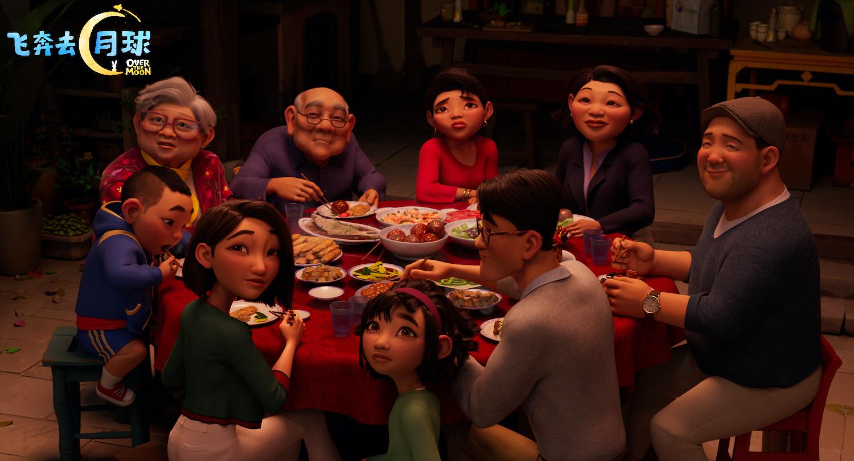 动画巨制《飞奔去月球》首发预告 今秋合家欢传递爱与希望
